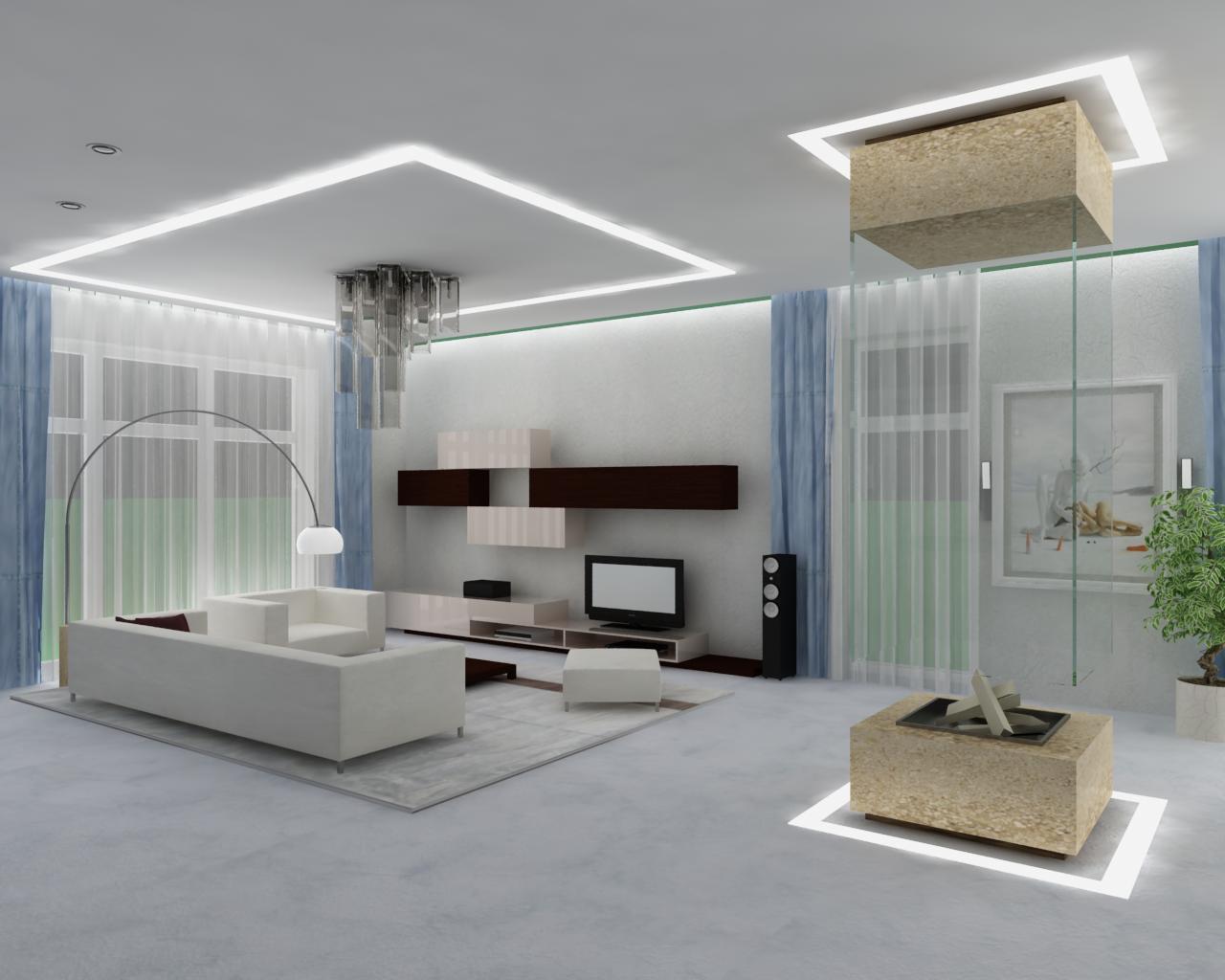 Minimalism: 34 Great Living Room Designs - Decoholic on Minimalist Living Room Design  id=64248