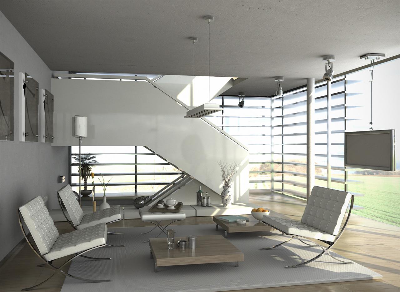 Minimalism: 34 Great Living Room Designs - Decoholic on Minimalist Living Room  id=68085