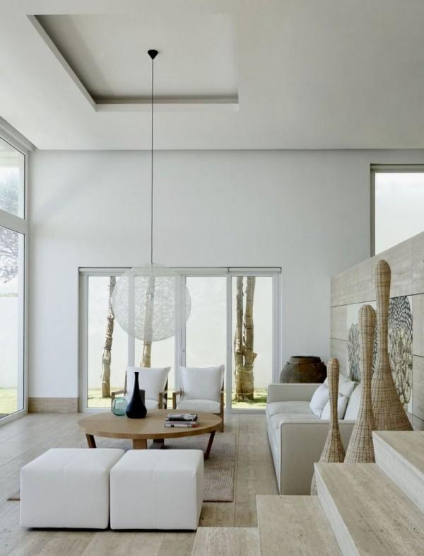 Minimalism: 34 Great Living Room Designs - Decoholic on Minimalist Living Room Design  id=63529