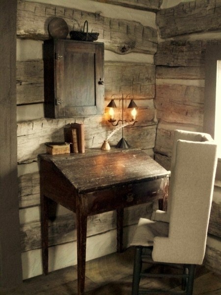 home design ideas 36 Stylish Primitive Home Decorating Ideas - Decoholic