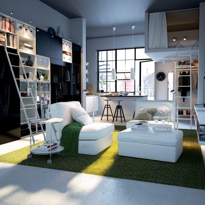 Design Ideas For Small Studio Apartments