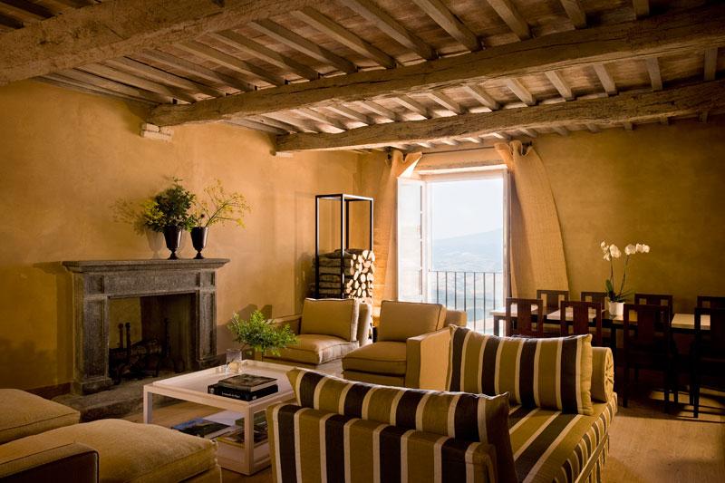 Tuscan Interior Decorating