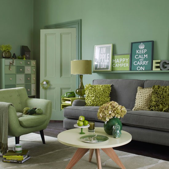Green Living Room Ideas You Wish You Had Seen Earlier Decoholic