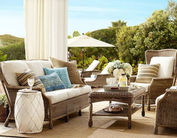 comfortable outdoor patio furniture 10 Stylish Comfortable and Enduring Outdoor Patio