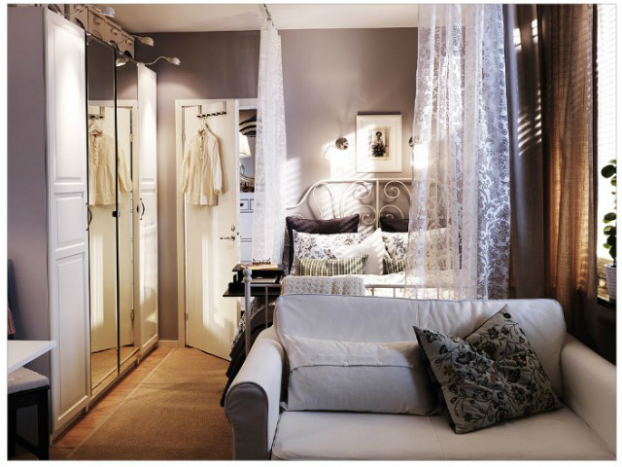 Small Studio Apartment 5 Ideas