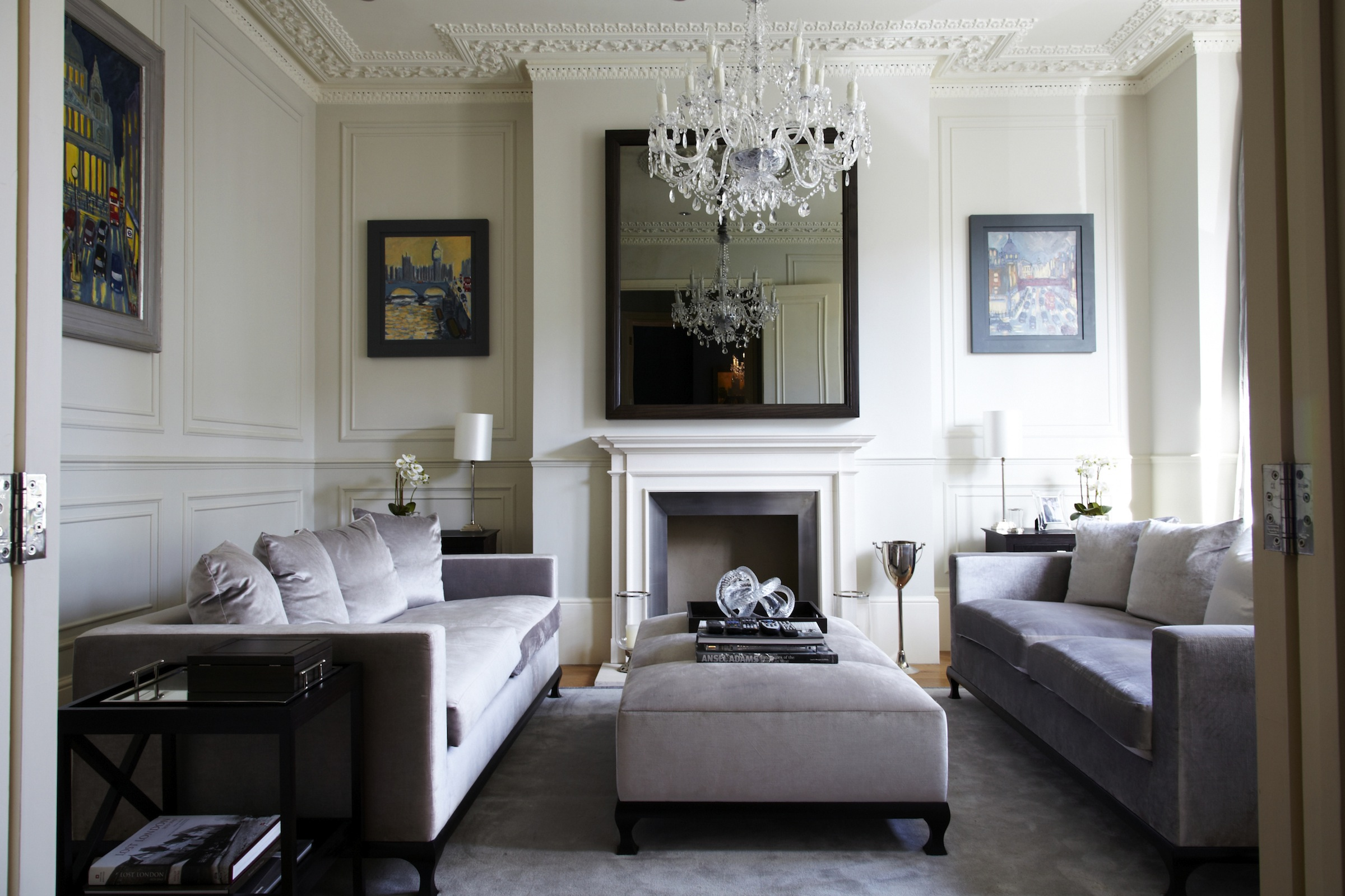 Victorian Chic House With A Modern Twist - Decoholic on Interior Modern House  id=49374