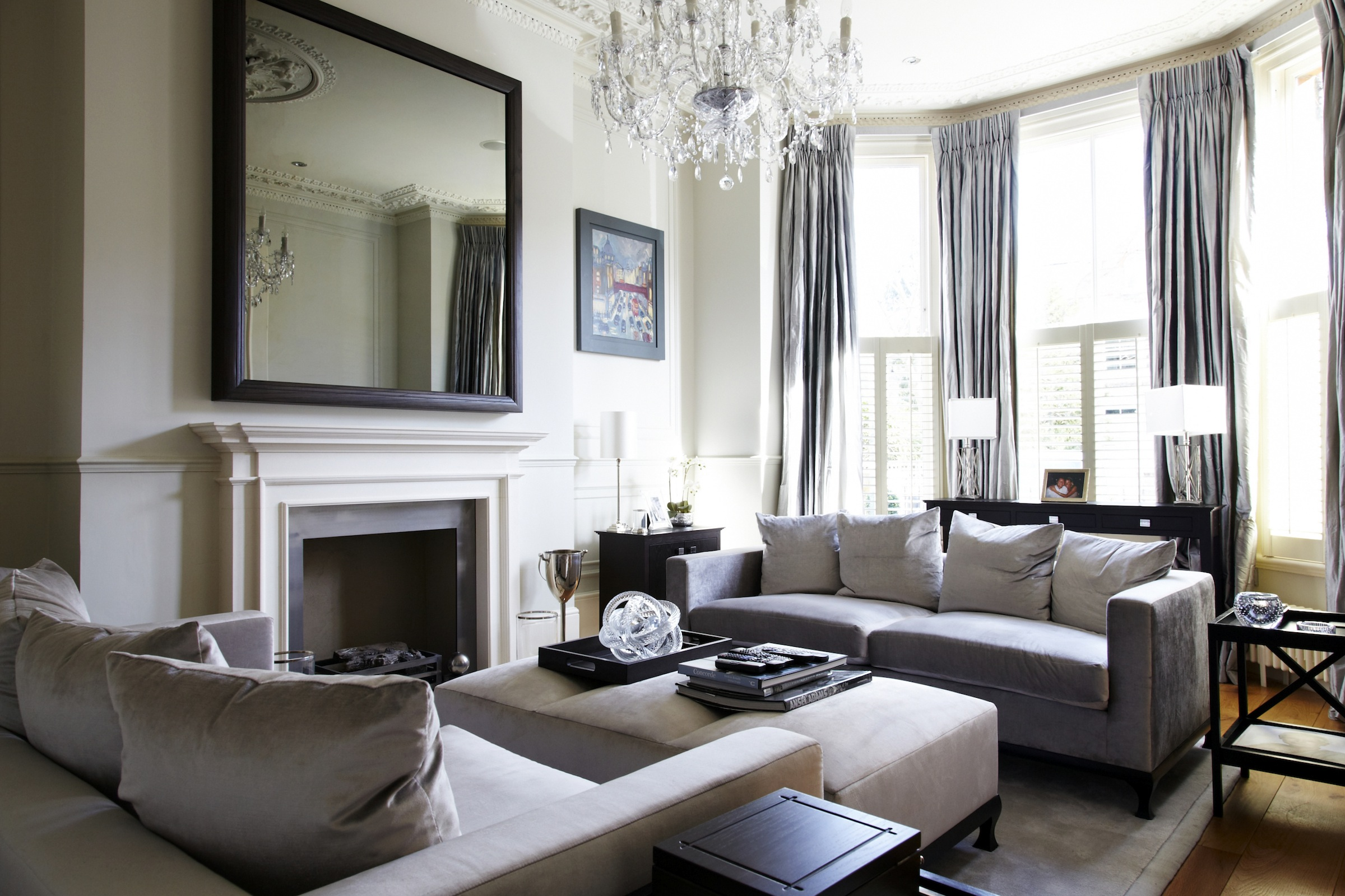 Victorian Chic House With A Modern Twist - Decoholic on Interior Modern House  id=23942