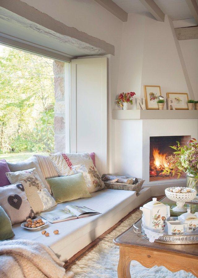 40 Cozy Living Room Decorating Ideas | Decoholic