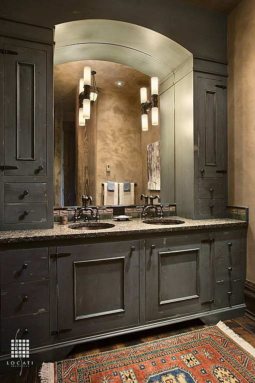 40 rustic bathroom designs decoholic on rustic bathroom designs photos id=85852