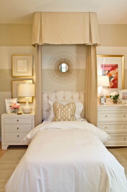 white gold and beige bedroom color scheme