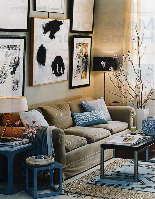 Beige Living Room Ideas 32