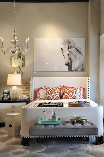 Chic Bedroom Ideas with a Smart Contemporary Feel - Decoholic