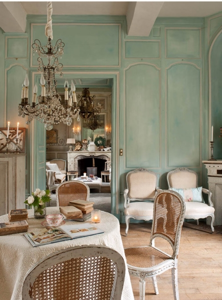 Vintage French Country Furniture