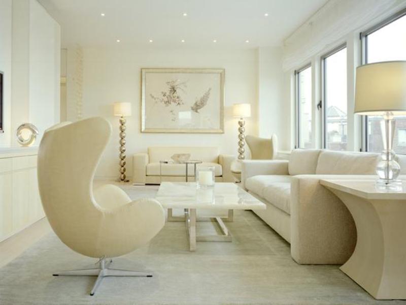 Fashionably Elegant Living Room Ideas