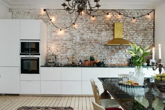 eclectic scandinavian home interior 4