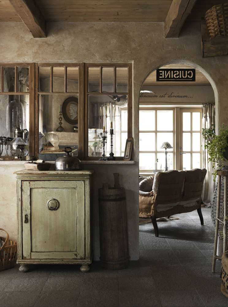 Classic Provence Style House In Modern Sweden Decoholic