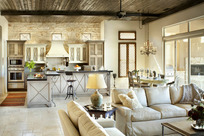 Traditional Homes And Interiors