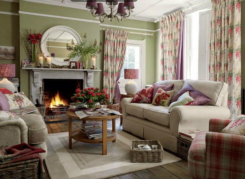 Small English Cottage Interiors