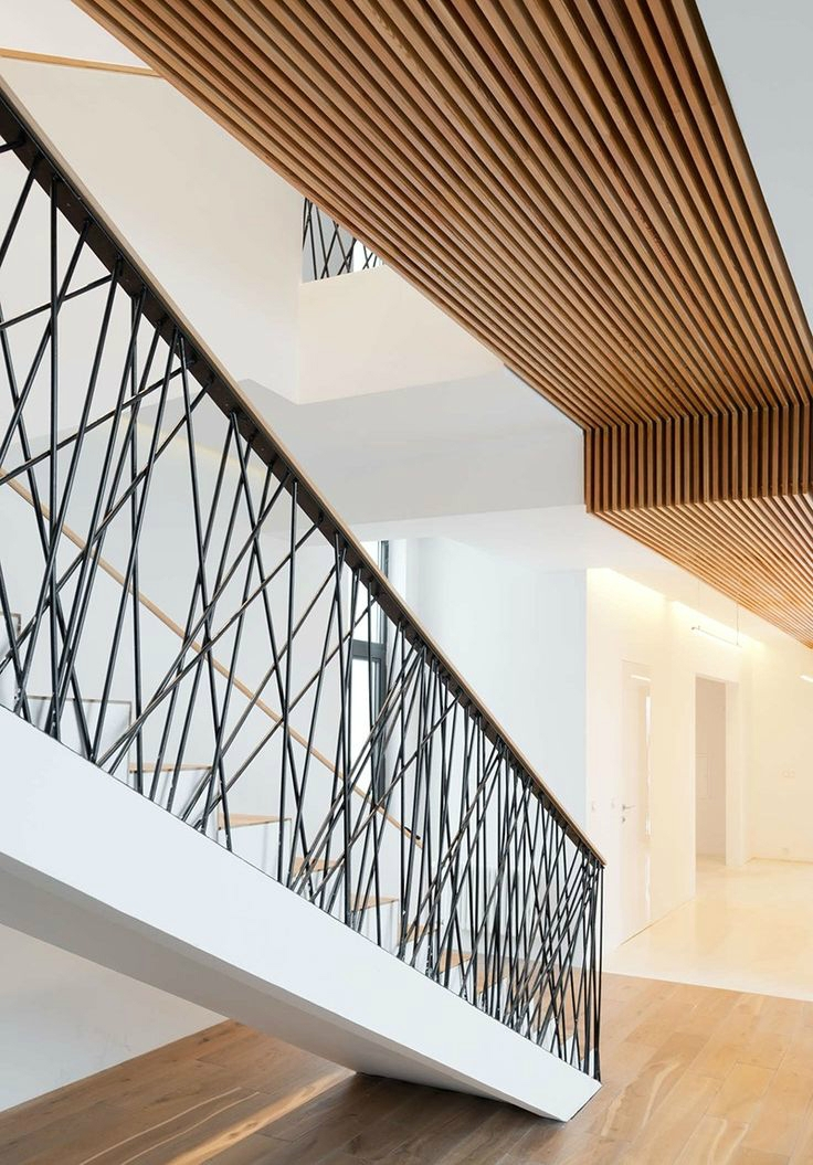 47 Stair Railing Ideas Interior Stair Rails Decoholic   Stairs Railing Designs In Iron   Rot Iron Staircase   Vertical   Stairway   Grill   Modern