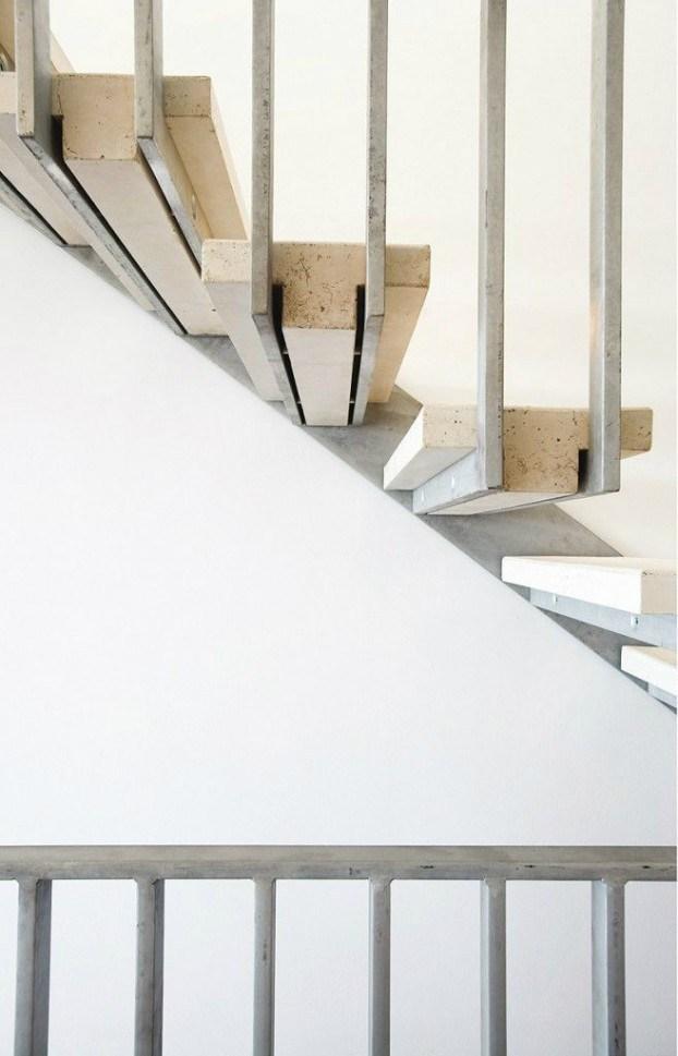 47 Stair Railing Ideas Interior Stair Rails Decoholic | Iron Stairs Design Indoor | Stainless Steel | Stair Treads | Stair Railings | Spiral Stairs | Steel