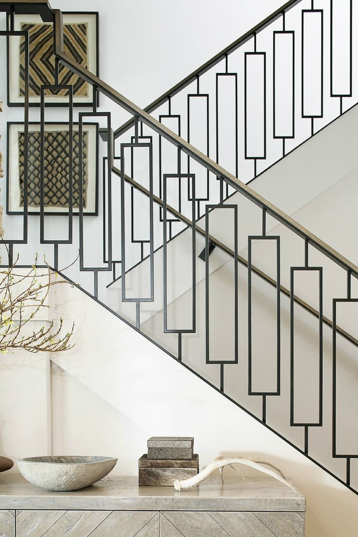 47 Stair Railing Ideas Decoholic   Modern Banisters And Railings