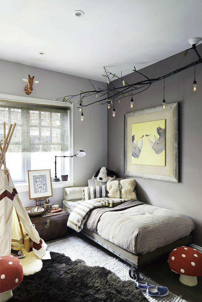 87 Gray Boys' Room Ideas - Decoholic on Bedroom Ideas For Guys  id=17556