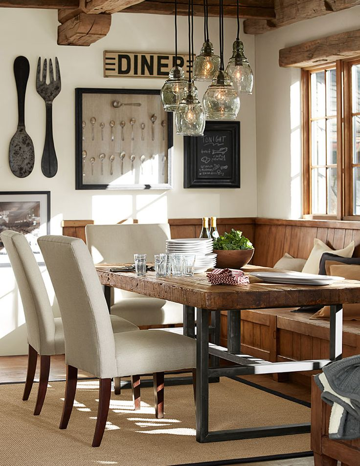 12 rustic dining room ideas decoholic on dining room inspiration id=85244