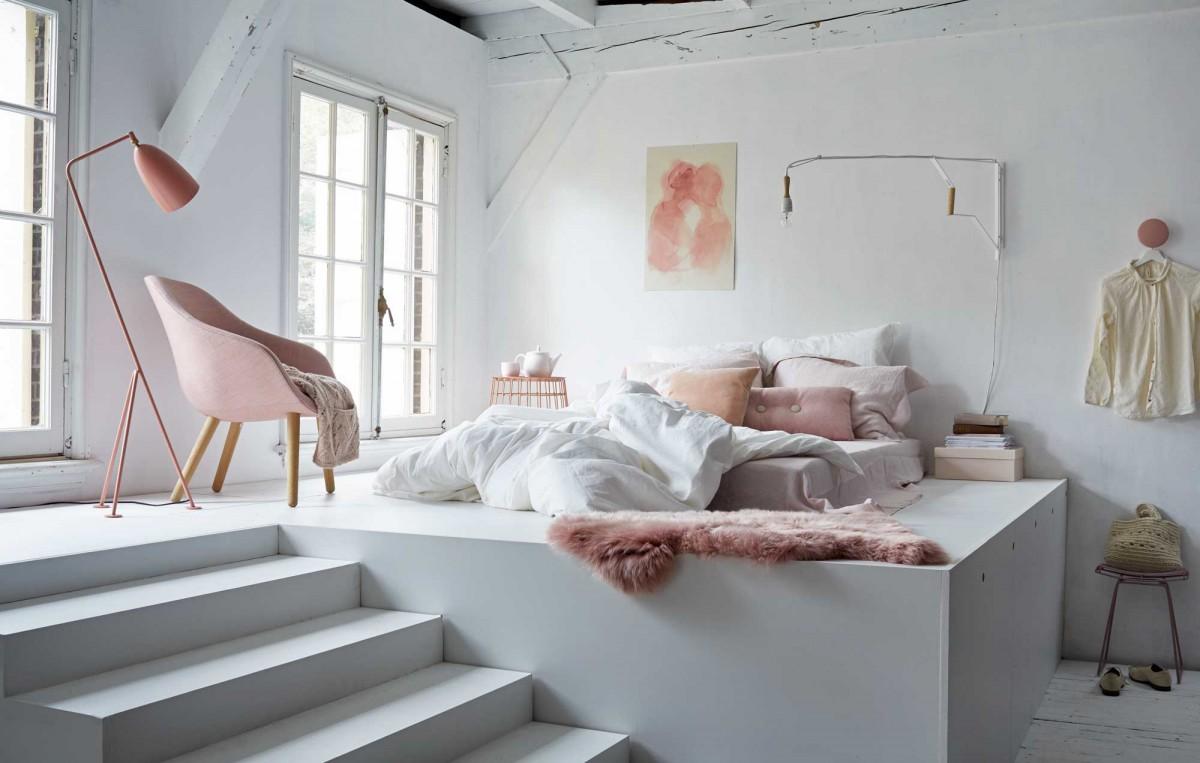 Brilliant Pastel Bedroom Design Ideas - Decoholic on Room Decor Tumblr id=69220