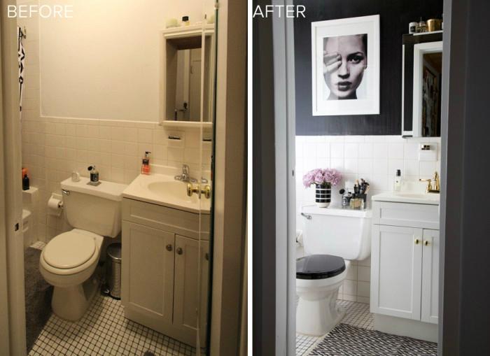 11 Easy Ways To Make Your Rental Bathroom Look Stylish