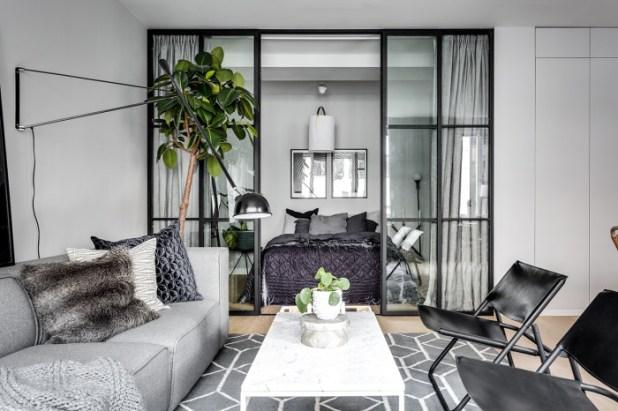 Elegantes Ostermalm-Mehrfamilienhaus Interieur 2