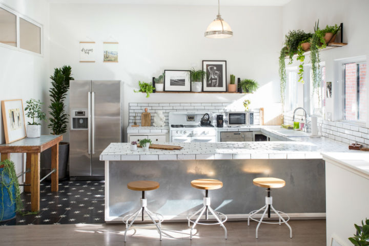 Modern Boho Interior Design by Wanderlust - Decoholic on Boho Modern Decor  id=52150