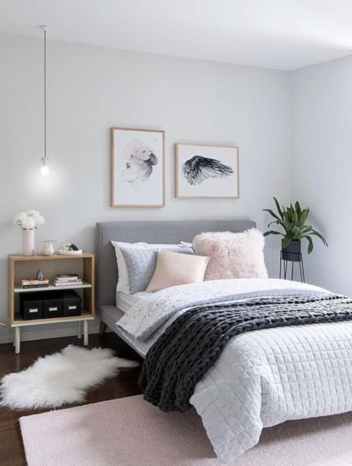 Is Gray a Good Color To Paint a Bedroom?   Decoholic on Teenage Grey Small Bedroom Ideas  id=31526