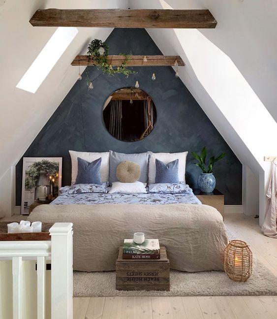 grey bedroom style idea