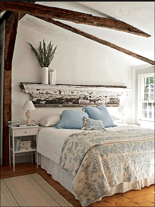 Cheap and DIY Headboards Ideas - Decoholic on Cheap Bed Ideas  id=79497
