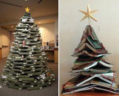 arboles-navidad-originales-libros