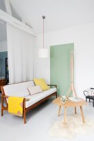 La colorida casa de la diseñadora Caroline Gómez