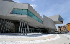 MAXXI - National Museum of the 21st Century Arts, Rome (2010)