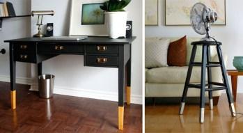 Muebles dorados 7