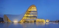 103. Heydar Aliyev Cultural Center (Baku, Azerbaijan)