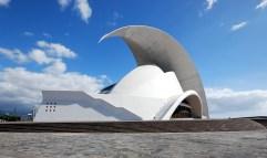113. Sala de conciertos (Tenerife, Islas Canarias)