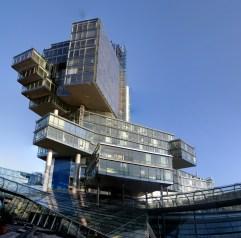 24. Nord LB building (Hannover, Alemania)