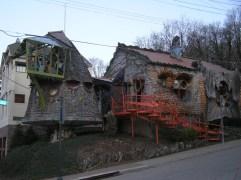 37. Mushroom House (Cincinnati, Ohio, EEUU)