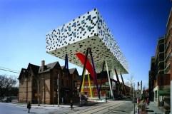 78. Escuela de diseño OCAD (Toronto, Canada)