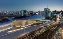 86. Dongdaemun Design Plaza, Seoul (Corea del Sur)