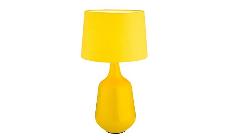 Lámpara de mesa de cerámica Pasadena