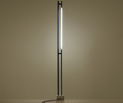 Pompidu Floor Lamp Strala