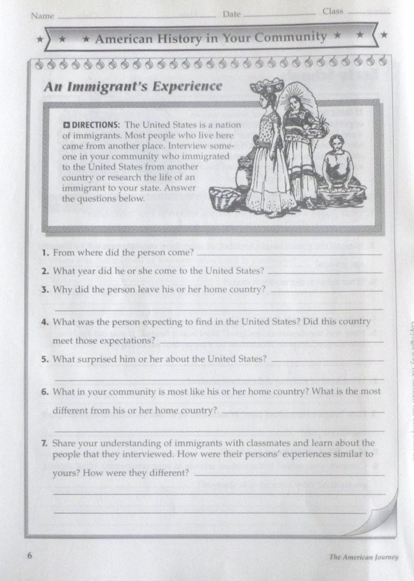 Immigration Assignment Amp Montgomery County Public Schools
