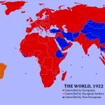 European Imperialism 1922 The Decolonial Atlas