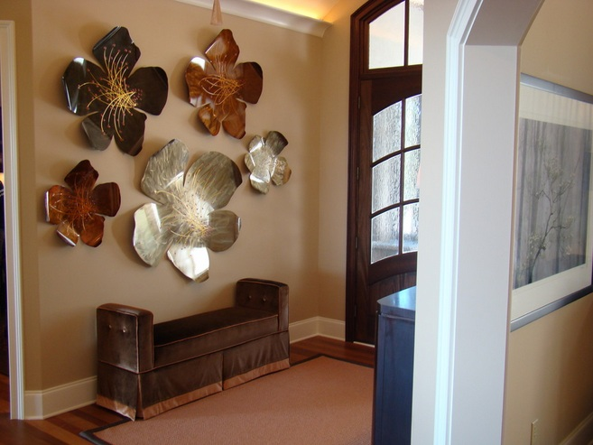Wall Decorations For Living Room With Metal Wall Art