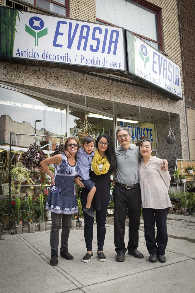 La famille Vuong